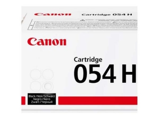 Canon Cartridge 054 H  Black